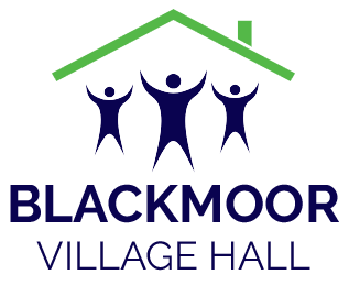 Blackmoor Village Hall Logo